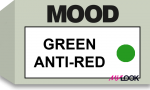 Color Corrector GREEN - MOOD 100ml