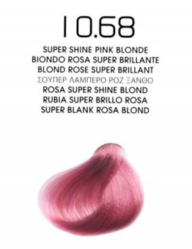 10.68 Super Shine Pink Blonde