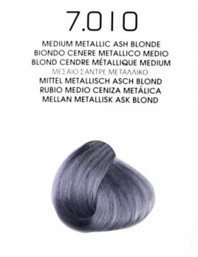 7.010 METALLIC HAIR PASSION