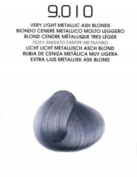 9.010 METALLIC HAIR PASSION